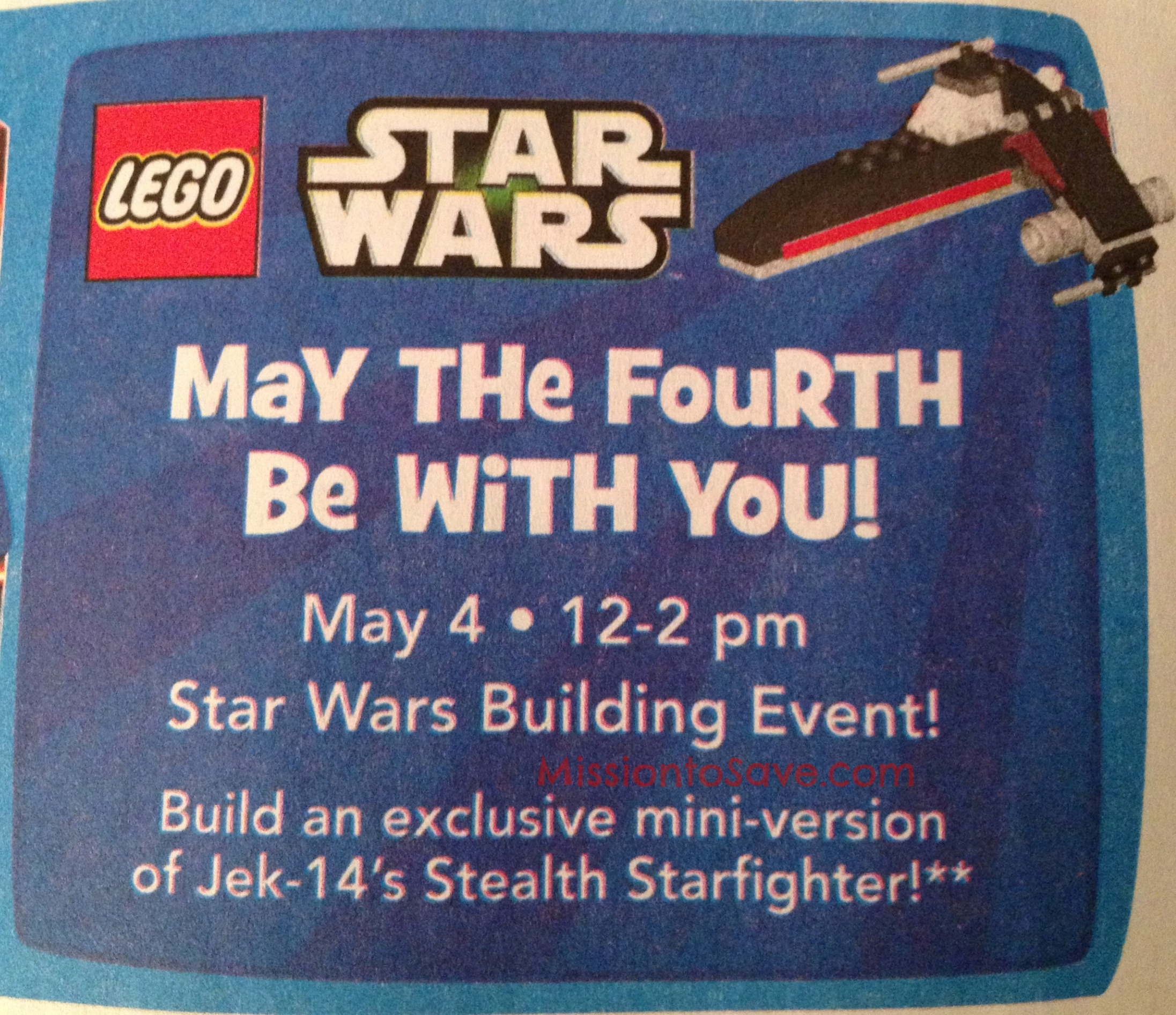 May The Fourth Be With You Toys R Us