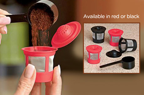 Eversave – Hot Deal on Reusable K Cups As Low As $8 Each, Shipped!