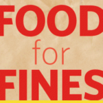 Worthington Libraries – Food for Fines Event, 4/14-4/28