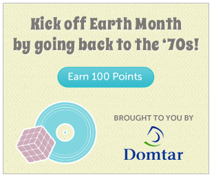 Earn 500 Points with the Recyclebank Eco Time Capsule