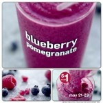 $1 McCafe Blueberry Pomegranate Smoothie from  5/21-5/23/13