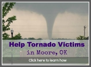 Ways to Help Oklahoma Tornado Victims