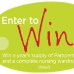 Win Year Supply of Pampers and Nursing Wardrobe from #LovingMomentsBr
