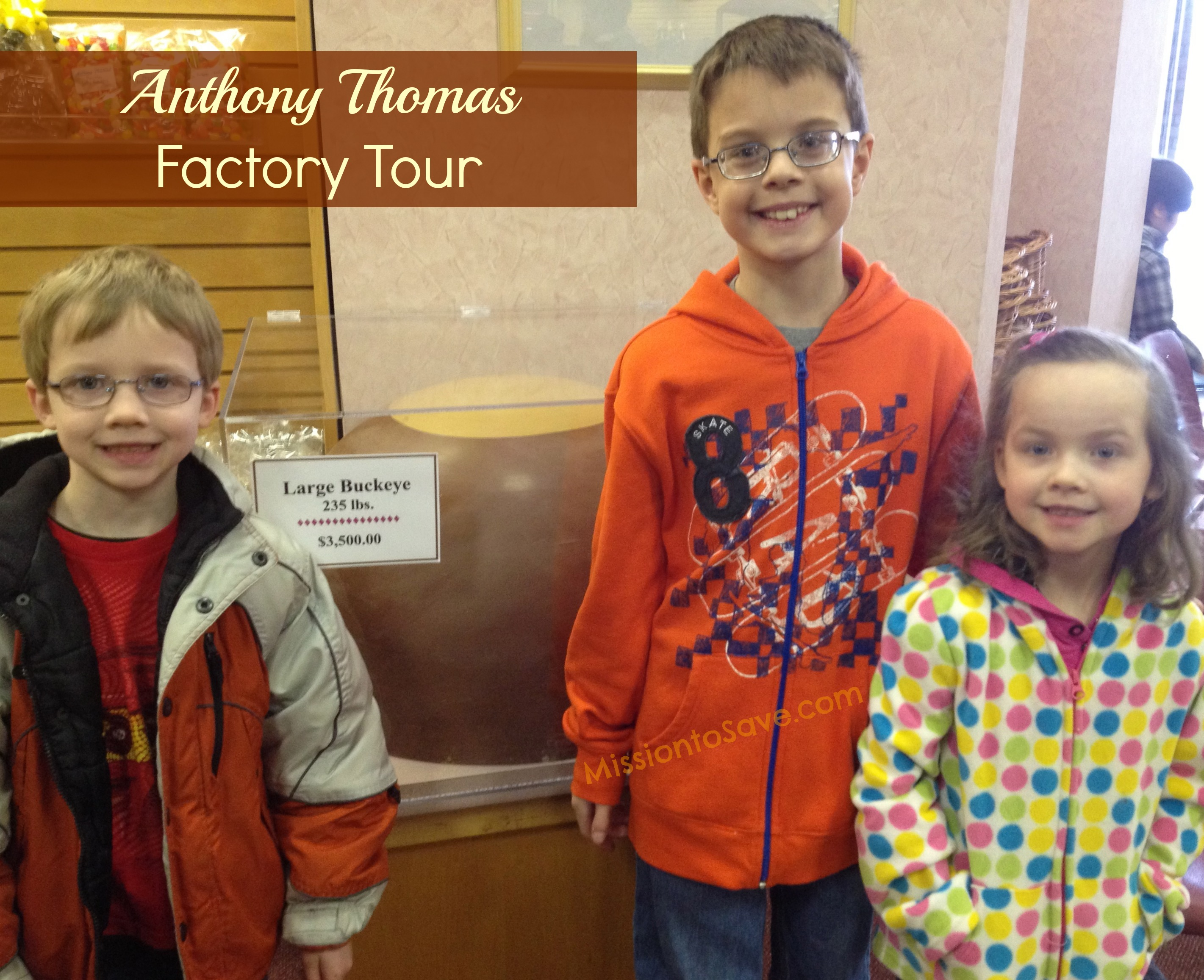 Anthony Thomas Factory Tour