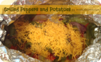 Grilled Peppers and Potatoes – Perfect Summer Side Dish