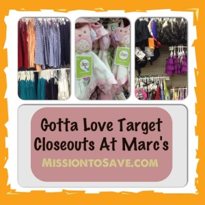 Marc's Target Closeouts