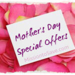 Mother's Day Deals and Offers 2014
