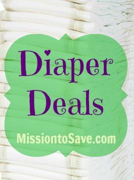 Diaper Deals This Week at Kroger!
