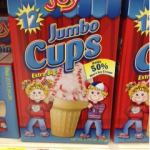 Joy Ice Cream Cones Printable Coupon = $0.45 at Walmart!