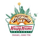 Krispy Kreme National Doughnut Day Deal on June 7th!