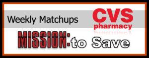 CVS matchups
