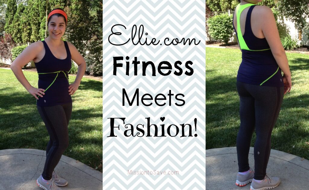 Ellie Fitness Apparel