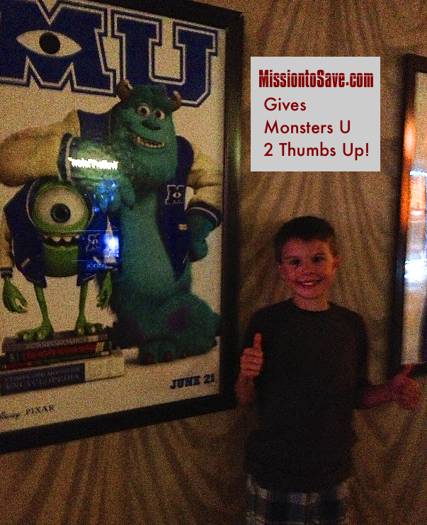 Earn Free Tickets to Monsters University #MonstersU