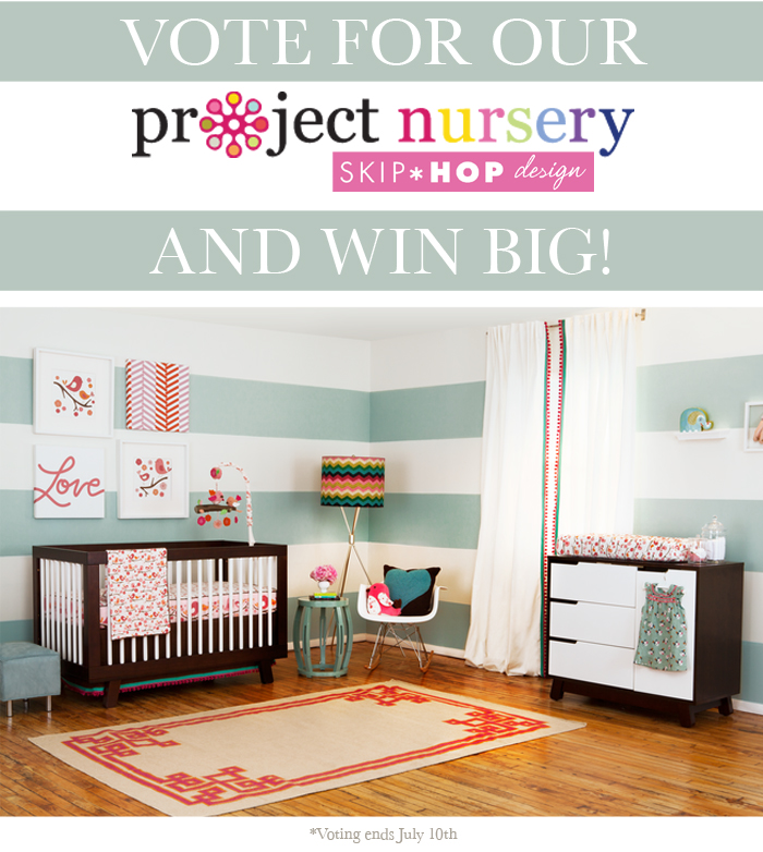 Chance to Win $100 Layla Grace Gift Card + Chic Crib Mobile (Boutique Nursery Deigns!)