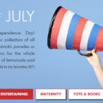 Zulily Fourth of July