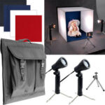 photo light box kit