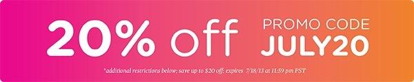 20% Off LivingSocial Promo Code!