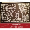 Repurpose Project – Create Car Ride Games from Promotional Magnets