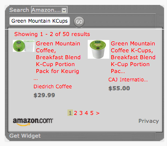 Promo Codes and Amazon Online Shopping Savings Tools- Right In the Sidebar!