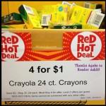 Toysrus crayola crayons