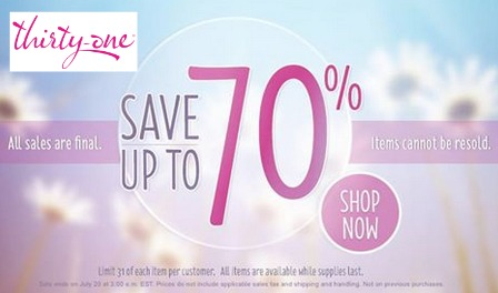 Buy products related to thirty one outlet sale products and see what customers say about thirty one outlet sale products on buzz24.ga FREE DELIVERY possible on eligible purchases.