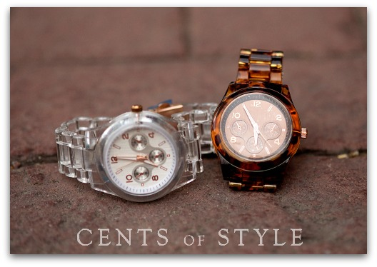 Cents of Style Fashion Friday Deal: Boyfriend Watch for ...