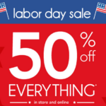 carters labor day 150x150 Labor Day Weekend Offers Roundup