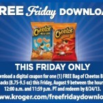Kroger Free Friday Download