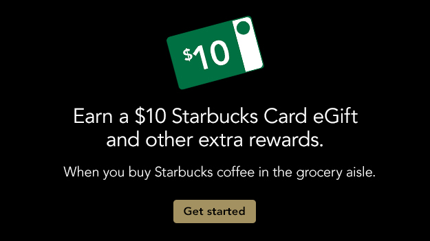 Earn Starbucks Gift Cards (see details on MissionToSave.com)