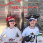 Arrrh! Free Krispy Kreme Talk Like a Pirate Day 9/19/14