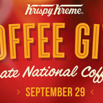 Krispy Kreme Free Coffee Giveaway