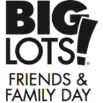 Big Lots Coupon 20% Off Friends and Family Weekend (10/5 and 10/6)