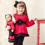 Zulily Ann Loren Sale: Chic Clothes for Girls and Their Dolls