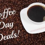 National Coffee Day Deals 2016
