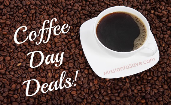 Check Out These Coffee Day Deals