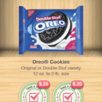 Oreo Coupon via Ibotta