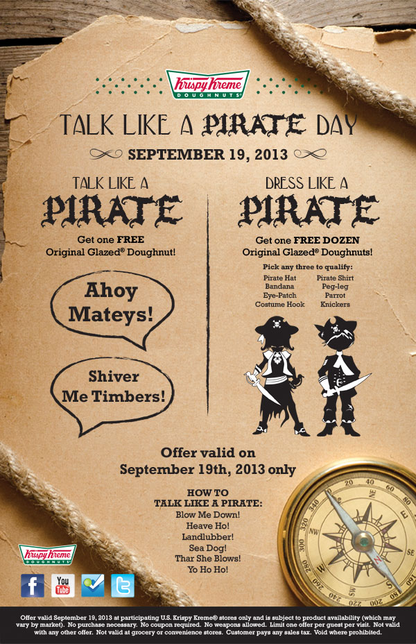 talk like a pirate day - photo #24