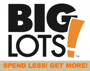 Big Lots Spend Less, Get More