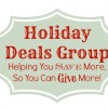 Join Mission Savers Facebook Group for Holiday Deals!