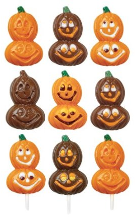 Deals on Wilton Halloween Candy Molds