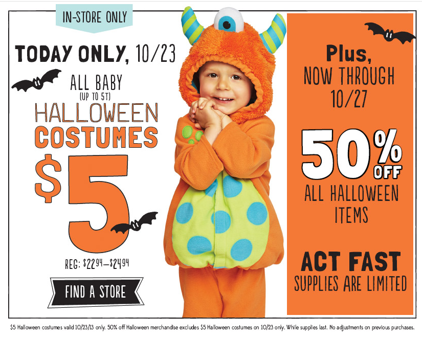 $5 Costumes