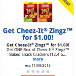 Kroger Free Friday Download: No Freebie for 10/25, Grab $1 Cheez-It Zings Instead