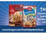 kroger free friday download coupon