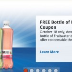 Kroger Free Friday Download: Fruitwater, 10/18/13