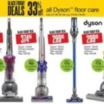 Kohls Black Friday Dyson Deal – HOT $180 Price!