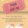 Ibotta: Now Save at the Movies! (#ThorDarkWorld)