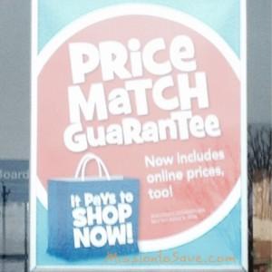 toys r us price match