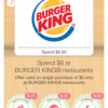 burger king savings with ibotta