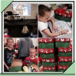 Operation Christmas Child #Shoebox Paacking Party with VeggieTales #shoeboxsi