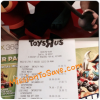 Price Match Victory!  Toys R Us Matches Online Price